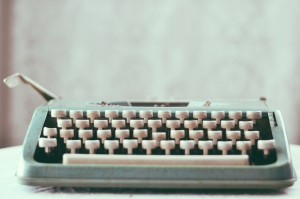 Typewriter  v3 by Carine Felgueiras via flickr