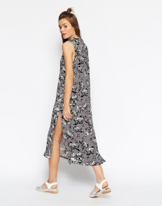 ASOS Africa dress in Shadow Floral print