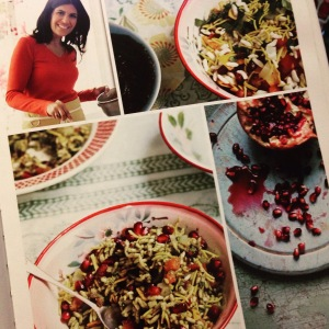 Anjum's vegetarian indian feast by Anjum Anand