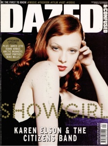 Dazed and Confused October 2006