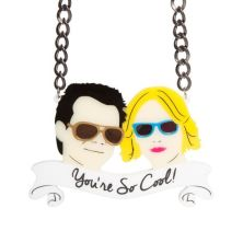True romance necklace lalaland